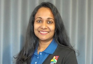 Our people - Anjana Andrews